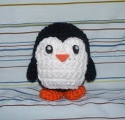 Pingouin d'amour