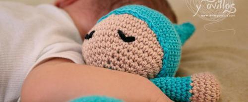 Tuto amigurumi : doudou lapin lanukas - Tout sur le crochet et les ... | 206x500