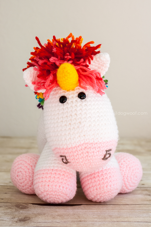 Licorne Made By Amy