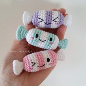 How To Add Faces To Your Amigurumi Part 3: Sleepy Face · How To ... | 300x300