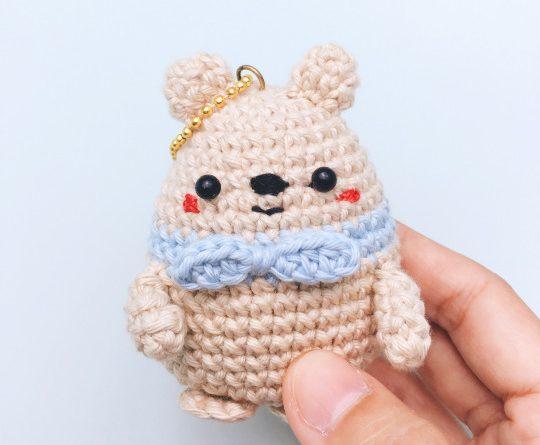 Amigurumi Oso Panda Patron : Panda u made by amy