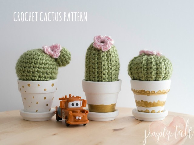 Amigurumi succulents – Melarossa creazioni | 480x640