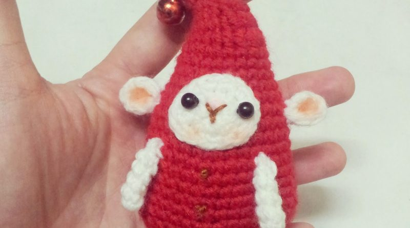 Patron Amigurumi : Opération Noel N°14 les petites mains du pere ...
